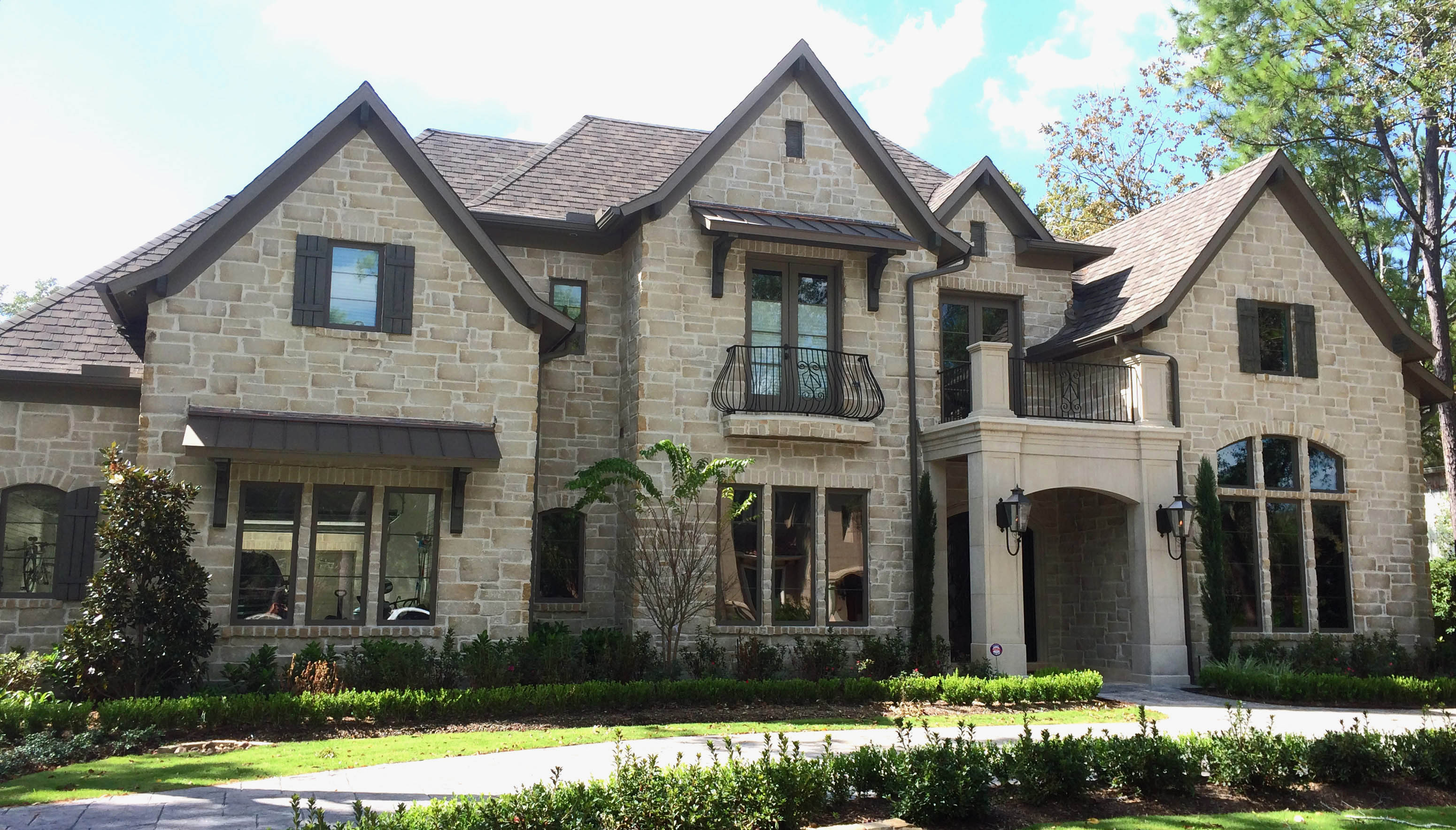 Apex Stone Home Header