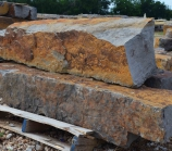 Ironwood Beam - Decorative Boulder