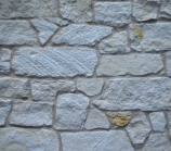 Natural White - Colonial Collection with Almond Mortar