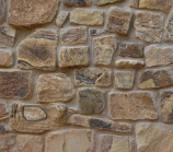 Palisade- Chateau Collection - with Texas Tan Mortar