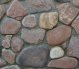Pecos River Rock - Cobble Collection