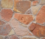 River Ranch - Mosaic Collection - Texas Tan mortar