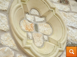 Hand Carved Natural Stone Accent