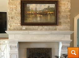 Arvada Fireplace Surround