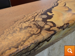 Teakwood Countertop