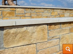 Arvada Lueders - Retaining Wall - Cap