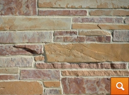 Appaloosa - Rustic Ledge Collection -Mortar Joint