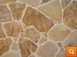 Autumn Blend - Mosaic Collection - with Mortar