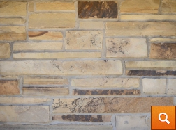 Braeburn - Rustic Ledge Collection - with Mortar