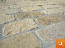 Buckingham Tumbled Paver