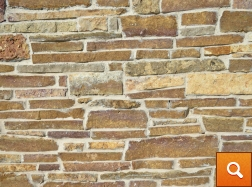 Canterbury - Rustic Ledge Collection - with Mortar