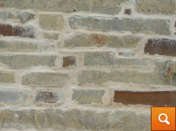 Catarina - Rustic Ledge Collection - with Smeared Mortar Joint