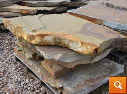 Choctaw Tan - Raw Slabs