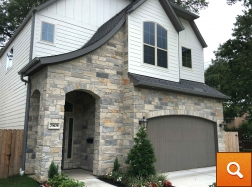 Miramont - Stone Exterior - Ashlar Collection