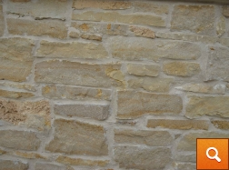Monterrey- Rustic Ledge Collection - with Mortar
