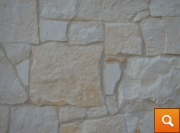 Natural White - Mosaic Collection - with Mortar