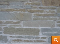 Plymouth - Rustic Ledge Collection - with Mortar