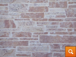Rosedale - Rustic Ledge Collection - with Mortar