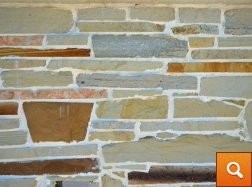 Sabinal - Rustic Ledge Collection - with Mortar