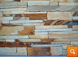 San Bernadino - Rustic Ledge Collection - Dry Stacked