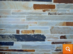 San Bernadino - Rustic Ledge Collection - with Mortar