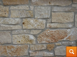 Santiago - Rustic Ledge Collection - with Mortar
