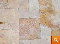 Umber Travertine