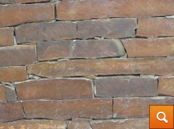 Vienna- Rustic Ledge Collection - Dry Stacked