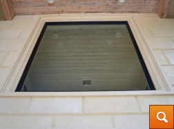 Natural Stone - Window Surround with Stone Cladding/Panels
