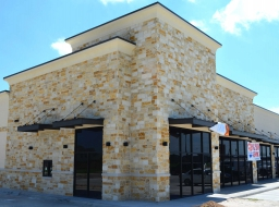 Austin Brown - Ashlar Collection - Commercial Shopping Center
