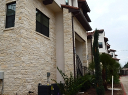 Stone Veneer - Apartment Complex - Houston,TX